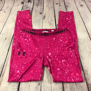 Under Armour Heat Gear Youth Full Length Leggings